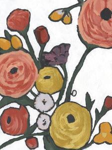 Stretching Blooms II by Annie Warren