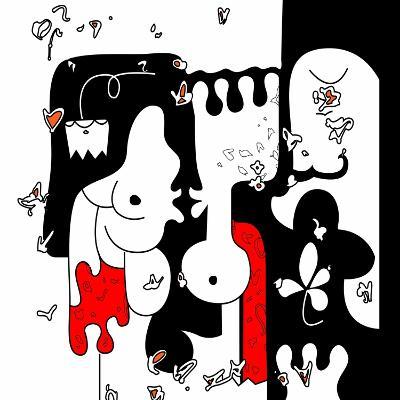 Annimo Lovers In Japan--Art Print