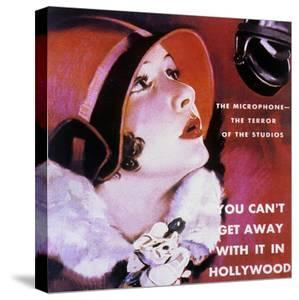 """Annonce Des Films Parlants Affiche """"Christy"""""""