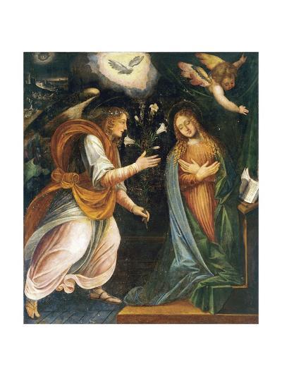 Annunciation, 1613-Melchiorre D'Enrico-Giclee Print