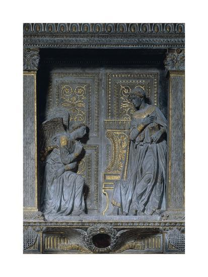 donatello annunciation