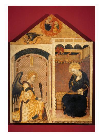 Annunciation-Andrea Di Nerio-Giclee Print