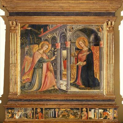 Annunciation- Master of Signa-Giclee Print