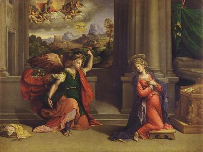 Annunciation-Benvenuto Tisi Da Garofalo-Giclee Print