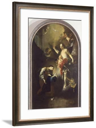Annunciation-Franz Anton Maulbertsch-Framed Giclee Print