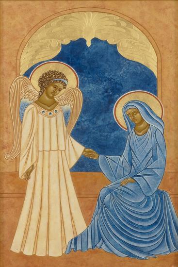 Annunciation--Giclee Print