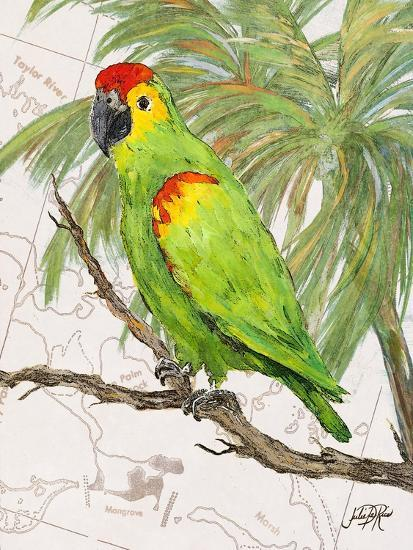 Another Bird in Paradise II-Julie DeRice-Premium Giclee Print