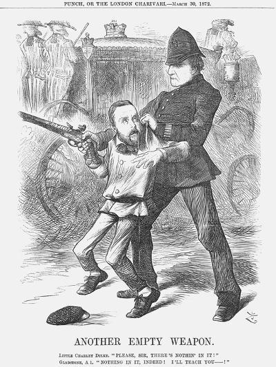 Another Empty Weapon, 1872-Joseph Swain-Giclee Print