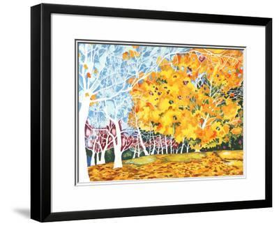 Another October-Richard C. Karwoski-Limited Edition Framed Print