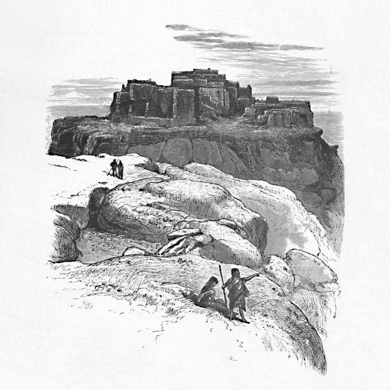 'Another View of Moqui', 1883-Unknown-Giclee Print