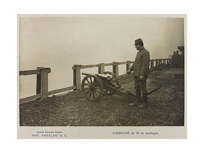 World War I: 70 Cannon Mountain