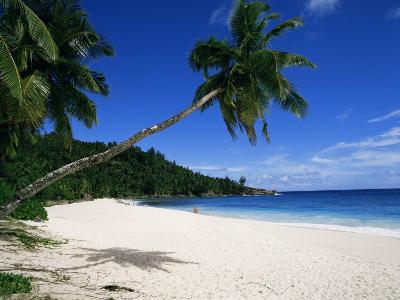 Anse Interdance, Mahe Island, Seychelles, Indian Ocean, Africa-Robert Harding-Photographic Print
