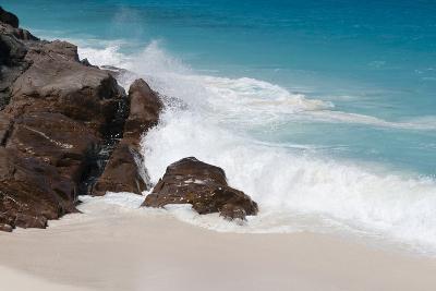 Anse Maquereau, Fregate Island, Seychelles-Sergio Pitamitz-Photographic Print