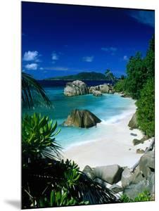 Anse Patatran La Digue Seychelles