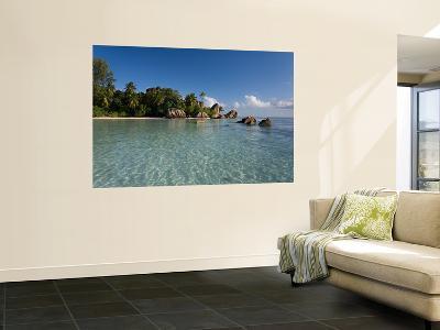Anse Source d'Argent Beach, La Digue Island, Seychelles-Michele Falzone-Giant Art Print