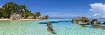 Anse Source D'Argent Beach, La Digue, Seychelles-Jon Arnold-Photographic Print
