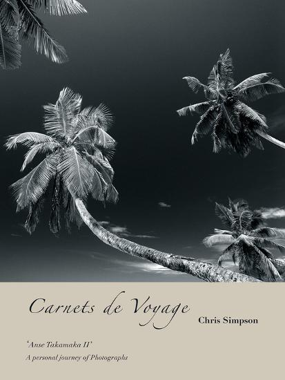 Anse Takamaka II-Chris Simpson-Giclee Print