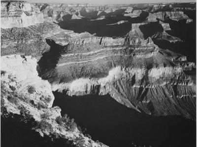 Grand Canyon National Park. Arizona 1933-1942 by Ansel Adams