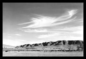 Landscape at Manzanar by Ansel Adams
