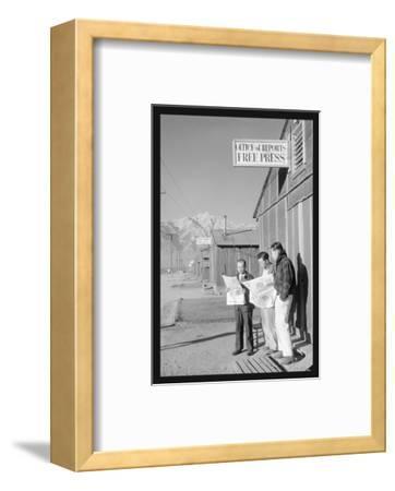 Manzanar Free Press
