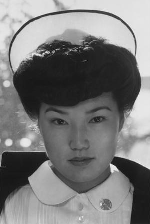 Nurse Aiko Hamaguchi