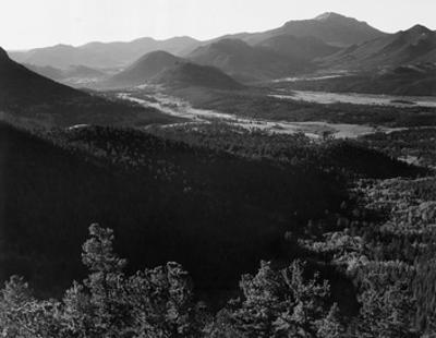 Rocky Mountain National Park, Colorado, ca. 1941-1942