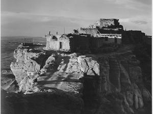 Walpi Arizona 1941. 1941 by Ansel Adams