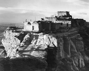 Walpi, Arizona, 1941 by Ansel Adams