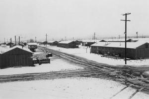 Winter Storm by Ansel Adams