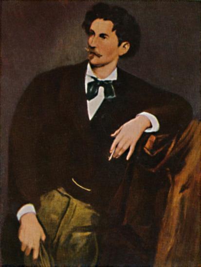 'Anselm Feuerbach 1829-1880 - Selbstbildnis', 1934-Unknown-Giclee Print