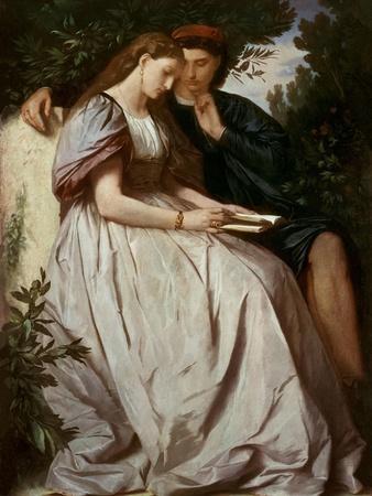 Paolo Und Francesca, 1864