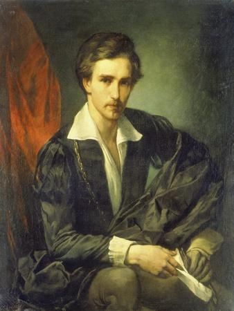 Self-Portrait 1854