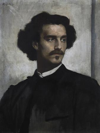 Self-Portrait, 1873