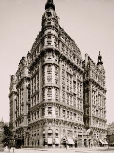 Ansonia Apartments, New York