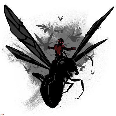 ANT-MAN--Art Print