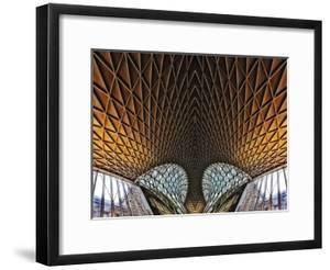 Kings Cross Departure Hall, 2014 by Ant Smith
