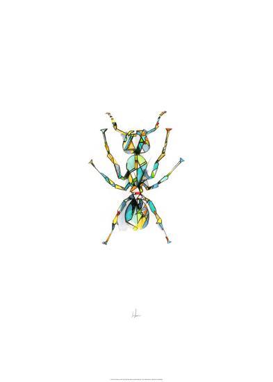 Ant-Alexis Marcou-Art Print