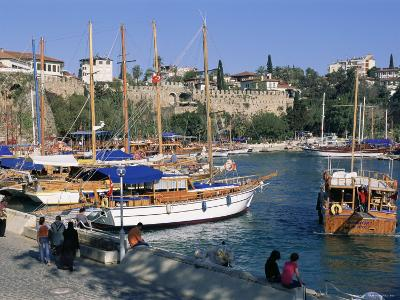 Antalya, Lycia, Anatolia, Turkey-Bruno Morandi-Photographic Print