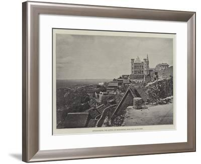 Antananarivo, the Capital of Madagascar, from the South-West--Framed Giclee Print