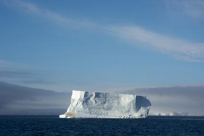 Antarctica. Antarctic Sound. Tabular Iceberg-Inger Hogstrom-Photographic Print