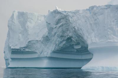 Antarctica. Charlotte Bay. Iceberg-Inger Hogstrom-Photographic Print