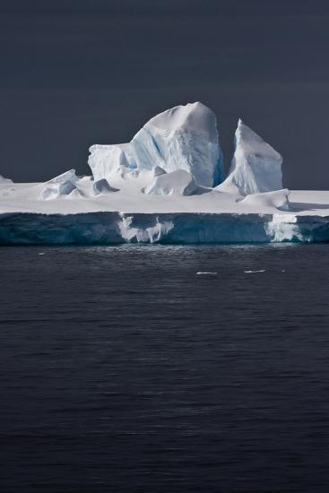 Antarctica. Iceberg-Janet Muir-Photographic Print