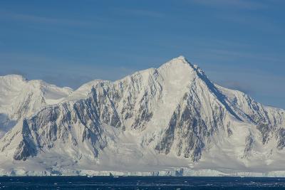 Antarctica. South of the Antarctic Circle. Near Adelaide Island-Inger Hogstrom-Photographic Print