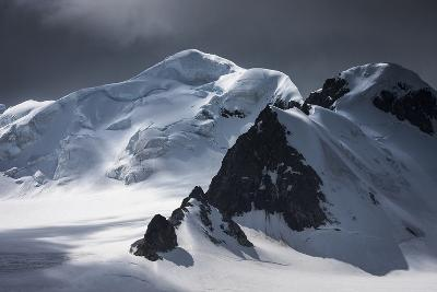 Antarctica, South Orkney Islands. Mountain and Glacier Landscape-Bill Young-Photographic Print