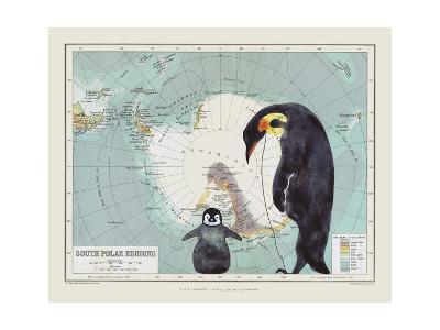 Antartica-Jane Wilson-Giclee Print
