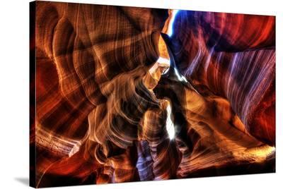Antelope Canyon Page AZ USA--Stretched Canvas Print