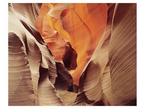 Antelope Canyon--Art Print