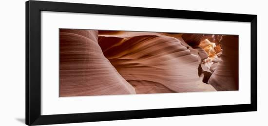 Antelope Panorama 1-Moises Levy-Framed Photographic Print