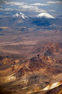 Western Cordillera Occidental, Chile-Bolivia Border by Anthony Asael