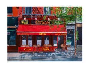 Bistro Citron, NYC, 2012 by Anthony Butera